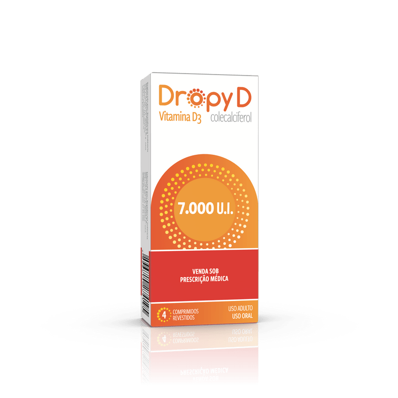 Dropy-D-7.000ui-Com-4-Comprimidos