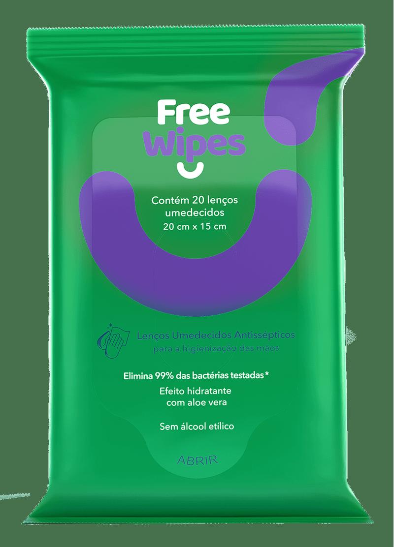 Lenco-Umedecido-Antisseptico-Free-Wipes-Com-20-Unidades
