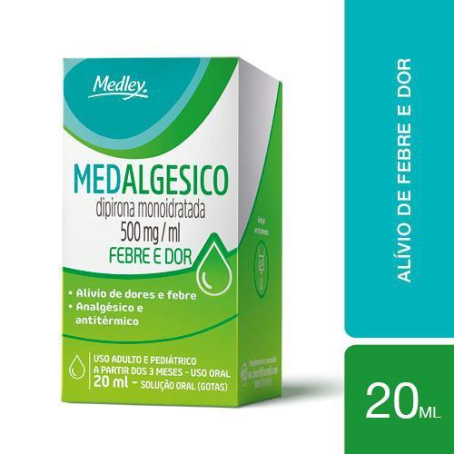 Medalgesico Gotas 20ml