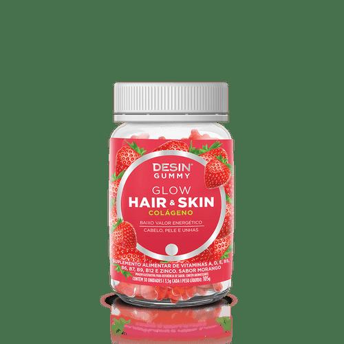 Desin Gummy Hair & Skin Glow