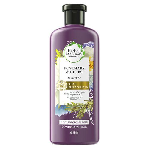 Condicionador Herbal Essences Bio:Renew Alecrim e Ervas 400ml