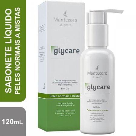 Glycare Sabonete Líquido 120ml