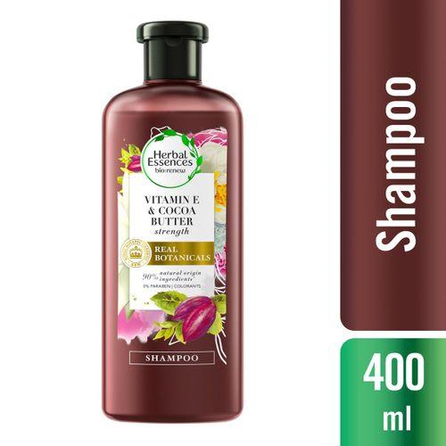 Shampoo Herbal Essences Vitamin & Cocoa Butter 400ml