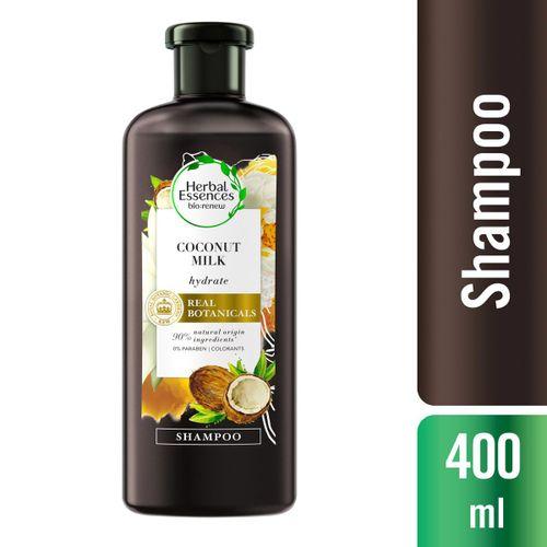 Shampoo Herbal Essences Bio:Renew Leite de Coco 400ml