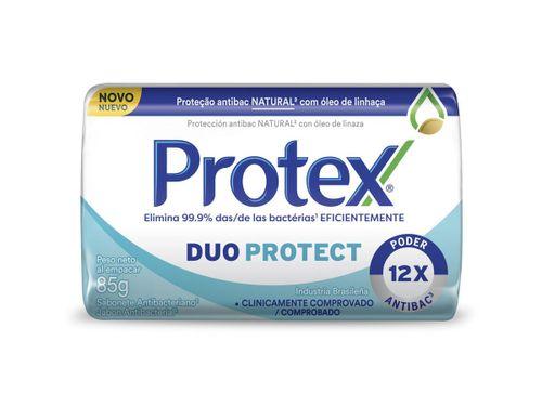 Sabonete Antibacteriano em Barra Protex Duo Protect 85g